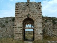 Another archway of the castle