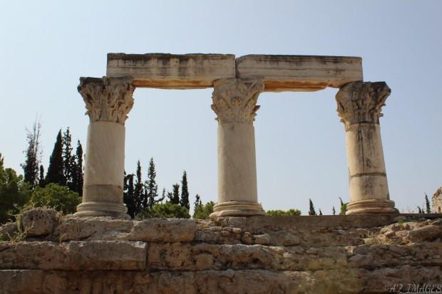Korinthian columns