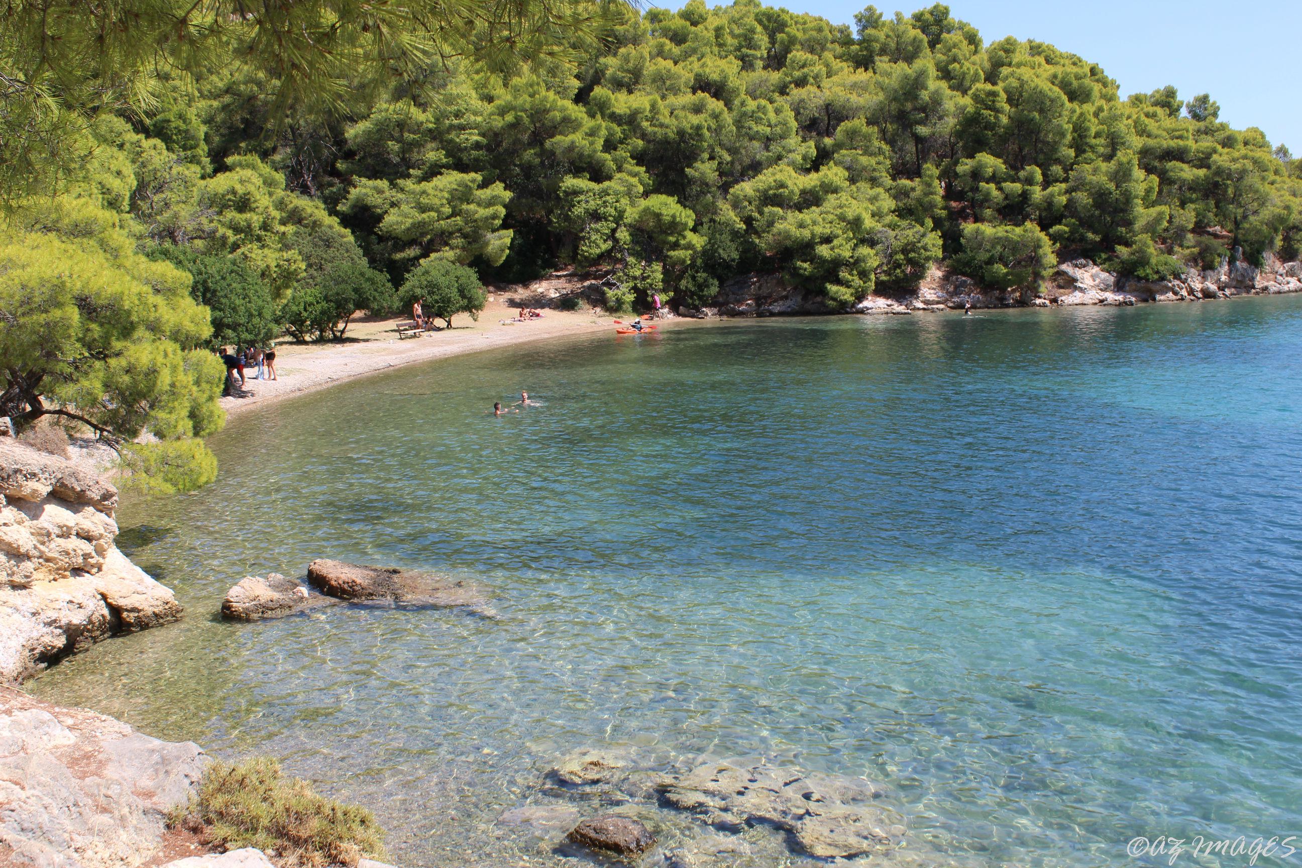 Epidavros beach1